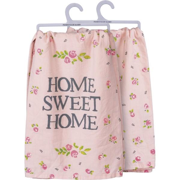Tea Towel - Home Sweet Home
