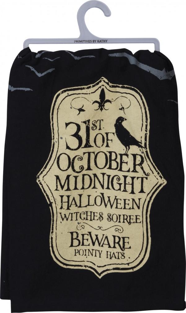 Tea Towel - 31st of October
