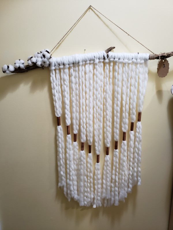 V15 Copper & Cream Hanging