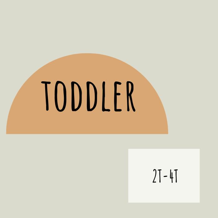 Toddler (2T-4T)