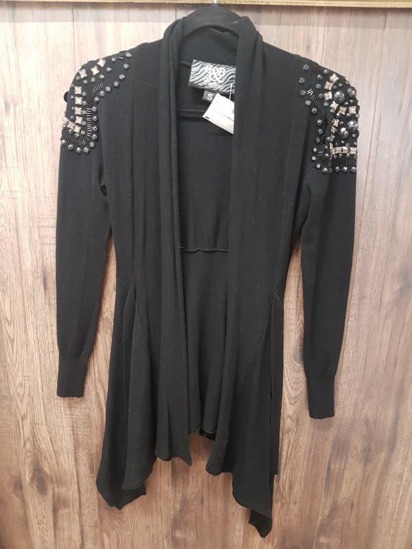 Black Cardigan B&B size S
