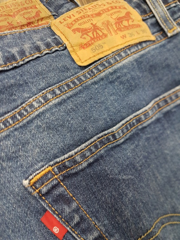 Men's Levi's jeans plus size W40 L30  & W36 L30