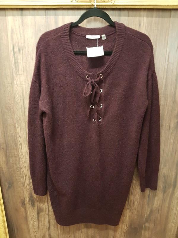 Purple DEX Sweater size L