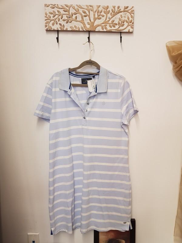 Blue Luhta sport dress size Xl