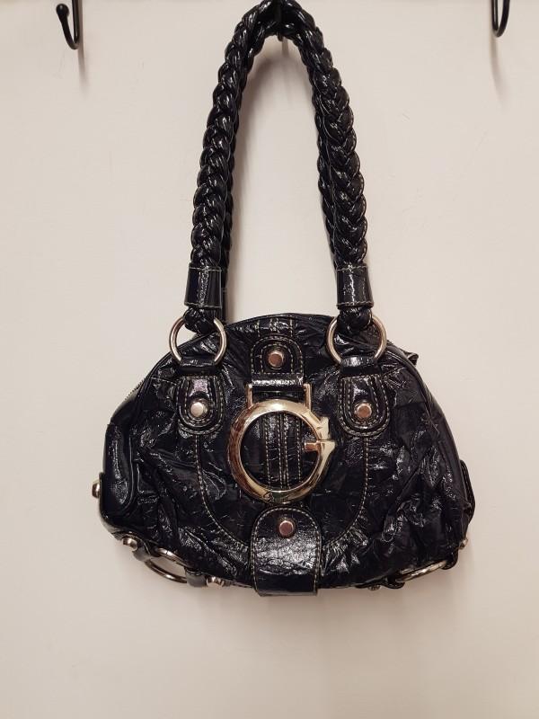 Navy Guess Bag