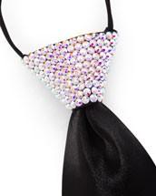 Crystal Zip Tie - Varied Colors