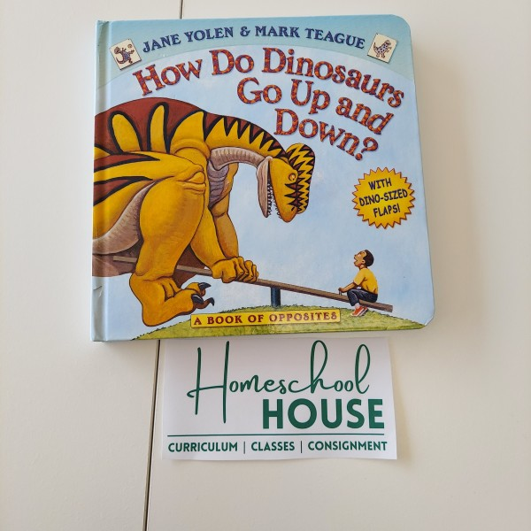 How to Dinosaurs Go Up and Down?