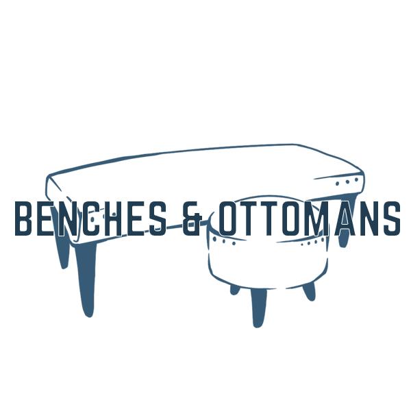 Benches & Ottomans