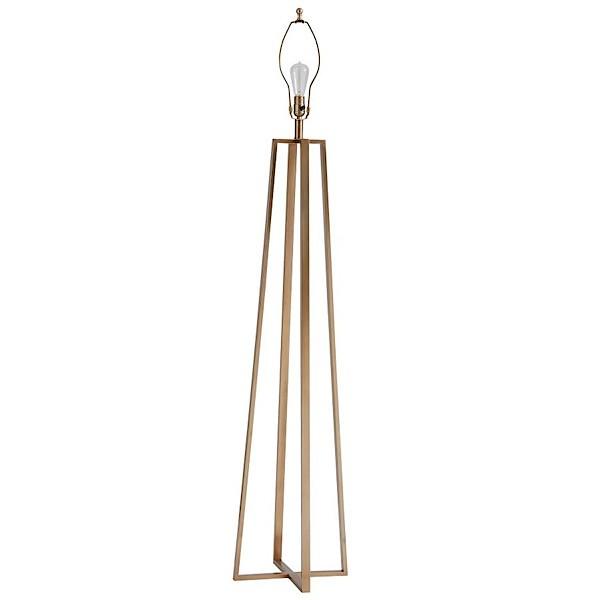Carter Floor Lamp Brass