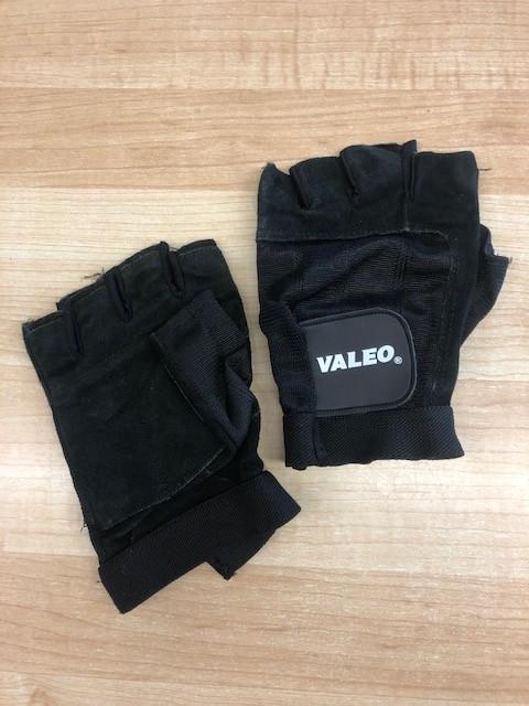 Valeo Fingerless Padded Cycling Gloves