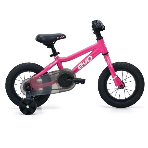 Evo Rock Ridge 12 Kids Bike, Pink
