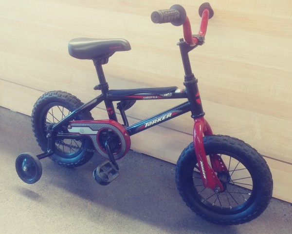 Torker Throttle 12 BMX Bike