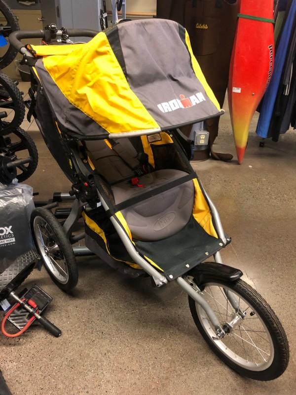 BOB Gear Ironman Foldable Jogging Stroller