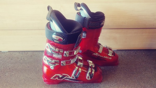 Nordica Hot Rod Ski Boots
