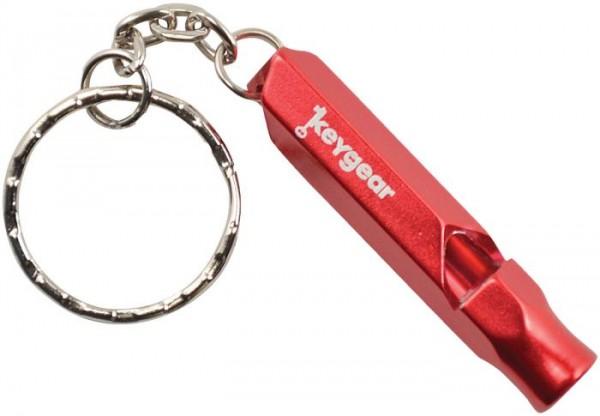 Key Gear Aluminum Whistle
