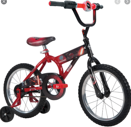Huffy STAR WARS Episode VII Lightsaber Bike, 16