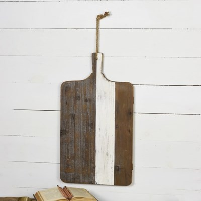 HXRW-43 STRIPE LG. CUTTING BOARD