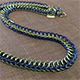 Half-Persian Chain by Karen Goeller (Aluminum)