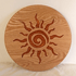 Lazy Susan by Dave & Mindy Spray (Wood)