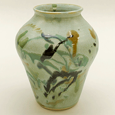 Large Jar by Caryn Newman (Pottery)