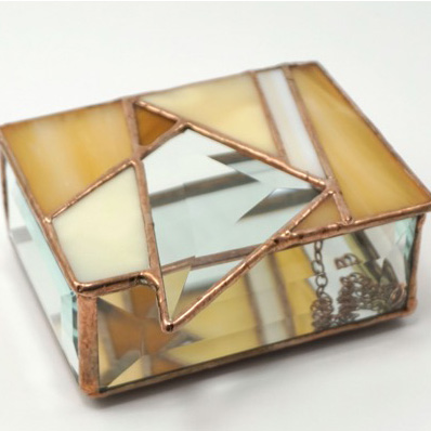 Box by Jill Tarabar (Stained Glass)