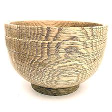 Wood Turned Bowl by Alan Adler (Wood)