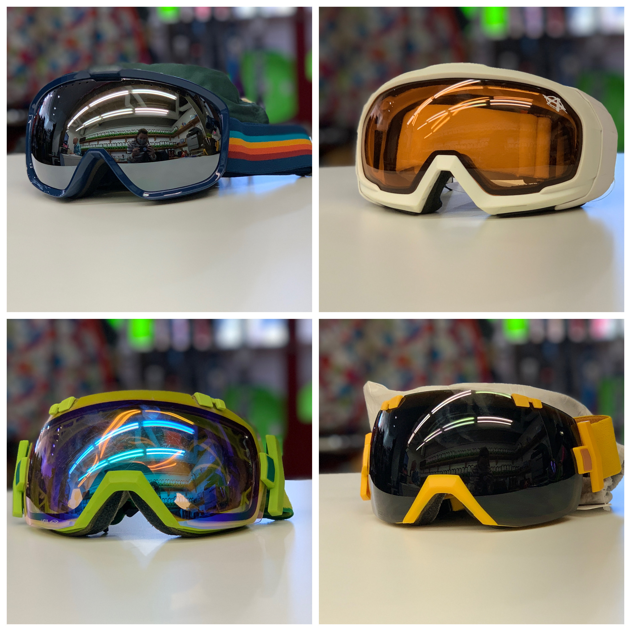 Goggles/Sunglasses