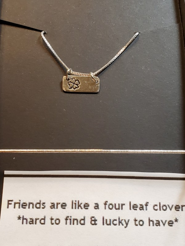 Friend necklace