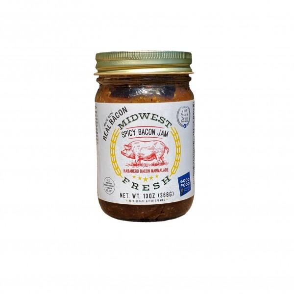 Spicy Bacon Jam