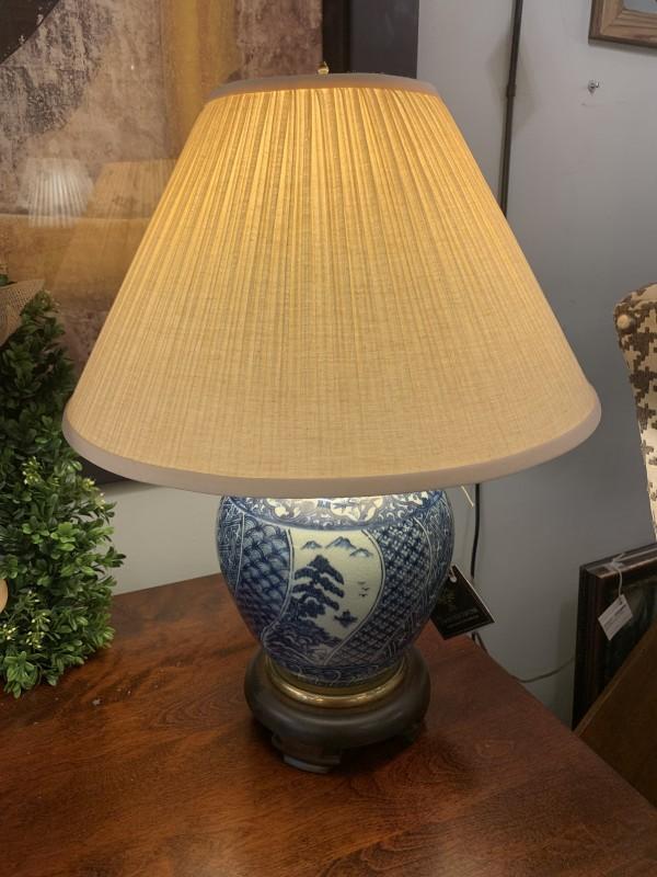 Asian Lamp