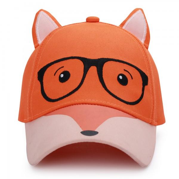 3D Ball Cap Fox O/S