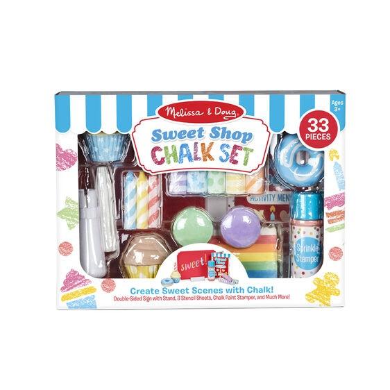Sweet Shop Chalk Set