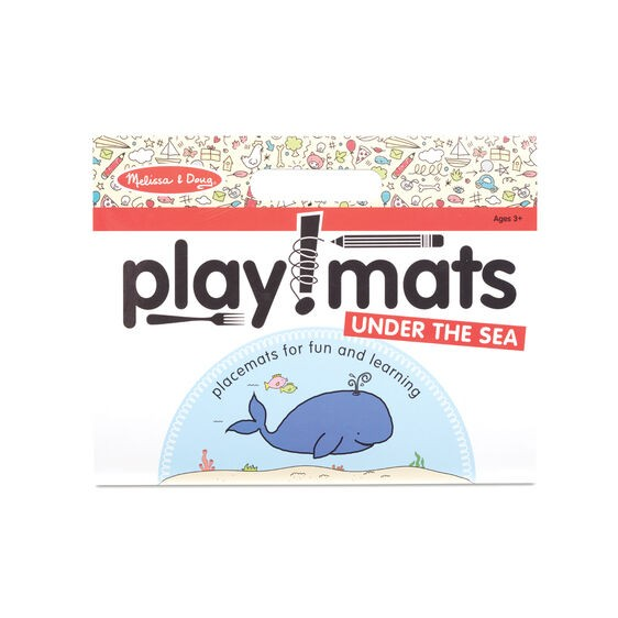 Playmats - Under the Sea