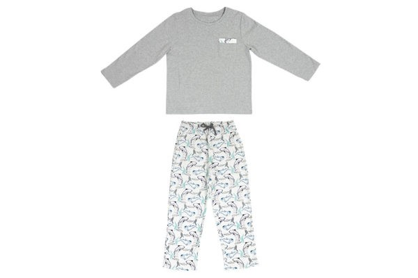 Nest Women's Organic Cotton PJ's Orca