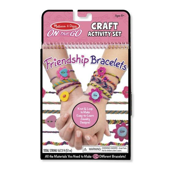 Friendship Bracelets Activity Set