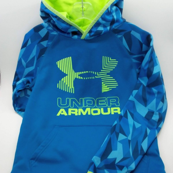 Hoodie Under Armour Size 10/12