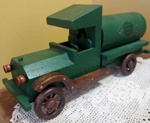 Ford Model T Toy Truck