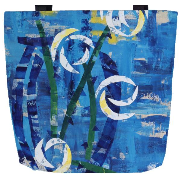 The Blue Vase tote bag