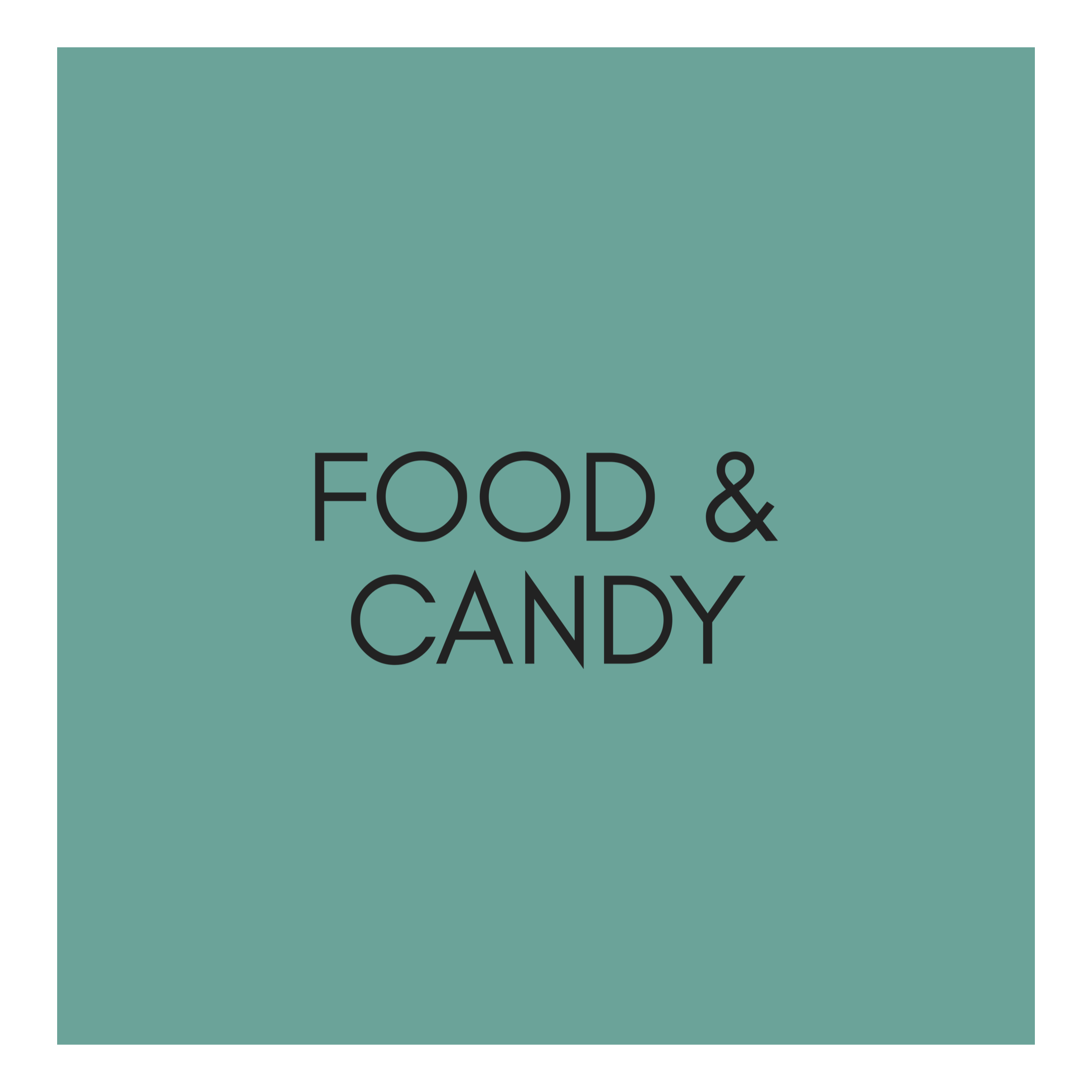 Food & Candy