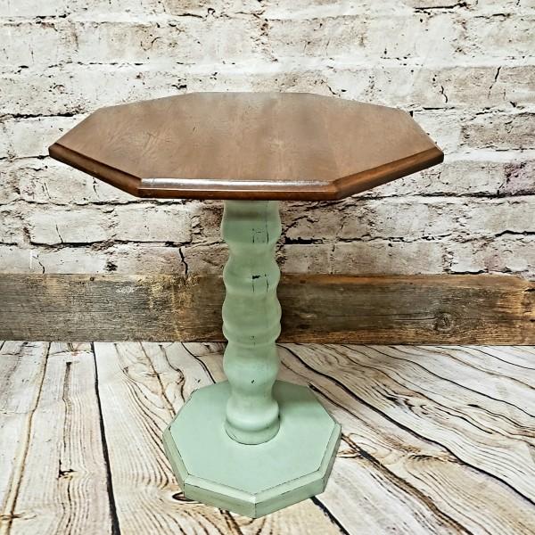 Pedestal Side Table