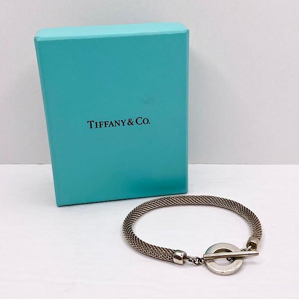 Tiffany & Co 'Somerset' Sterling Silver Bracelet