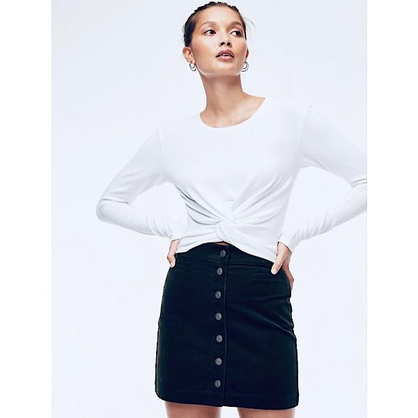 Wilfred Free 'Karmen' Corduroy Skirt