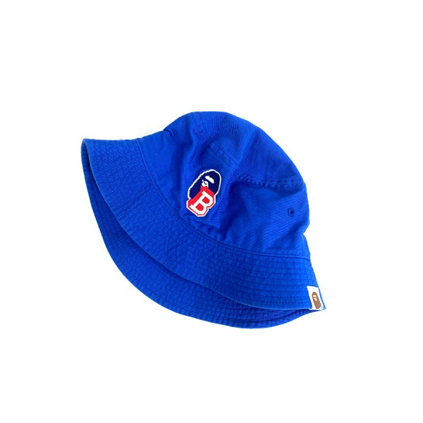 Bape - Embroidered Bucket Hat