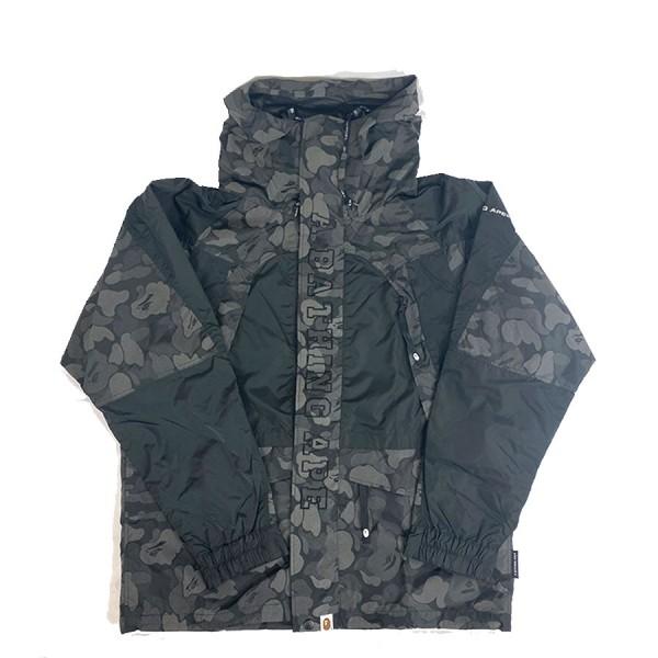 Bape - ABC Dot Camo Reflective Snowboard Jacket Sz. XL