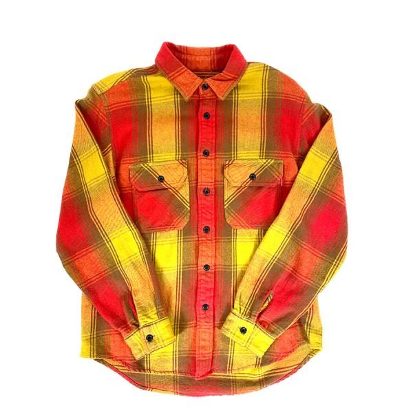 Supreme - Heavyweight Flannel Shirt Sz. S