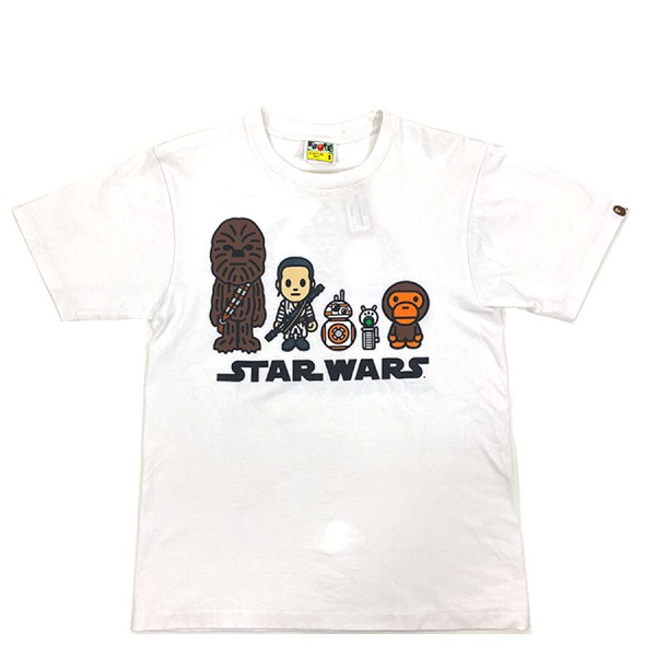 Bape - Star Wars Republic Tee Sz. S