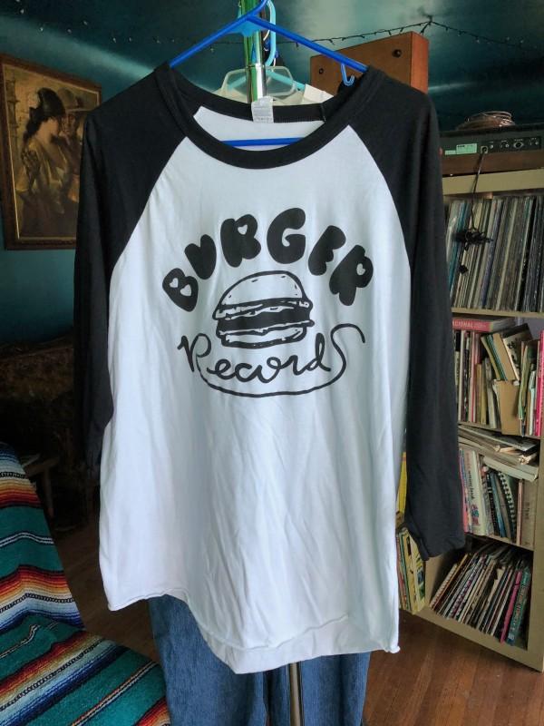 Burger Records Raglan Large