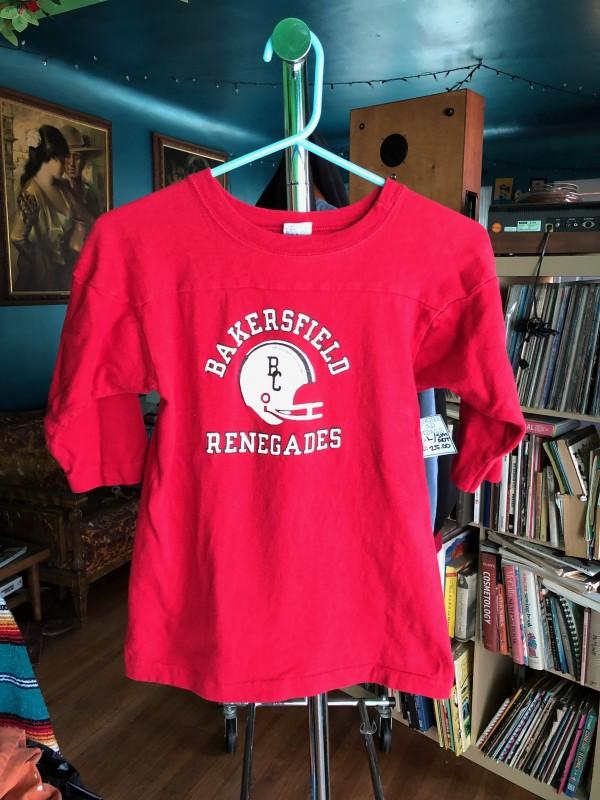 Vintage Football Jersey Tshirt