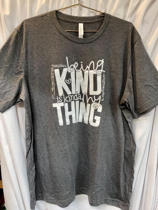 Tshirt    BC   T16 Being Kind