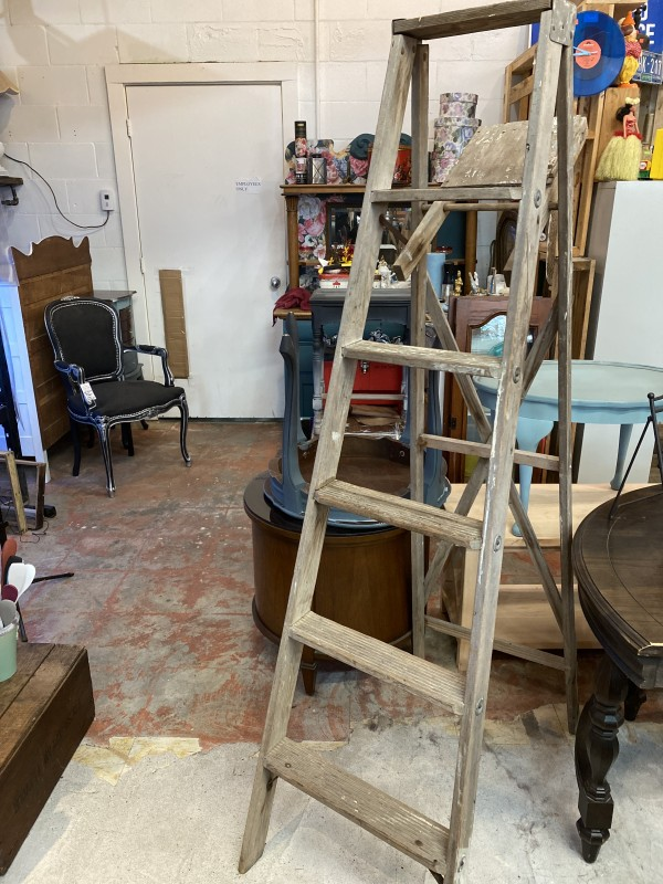 Large Wood Ladder
